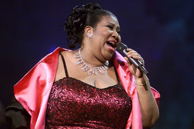Aretha Franklin: rainha do soul (Foto: Getty Images)