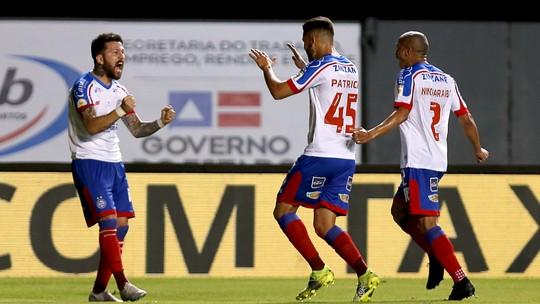 Foto: (Felipe Oliveira/ Divulgação/ EC Bahia)