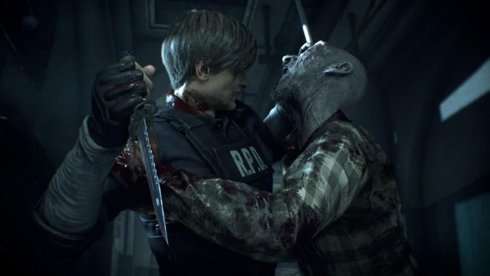 Remake de Resident Evil 2 — Foto: Divulgação/Steam