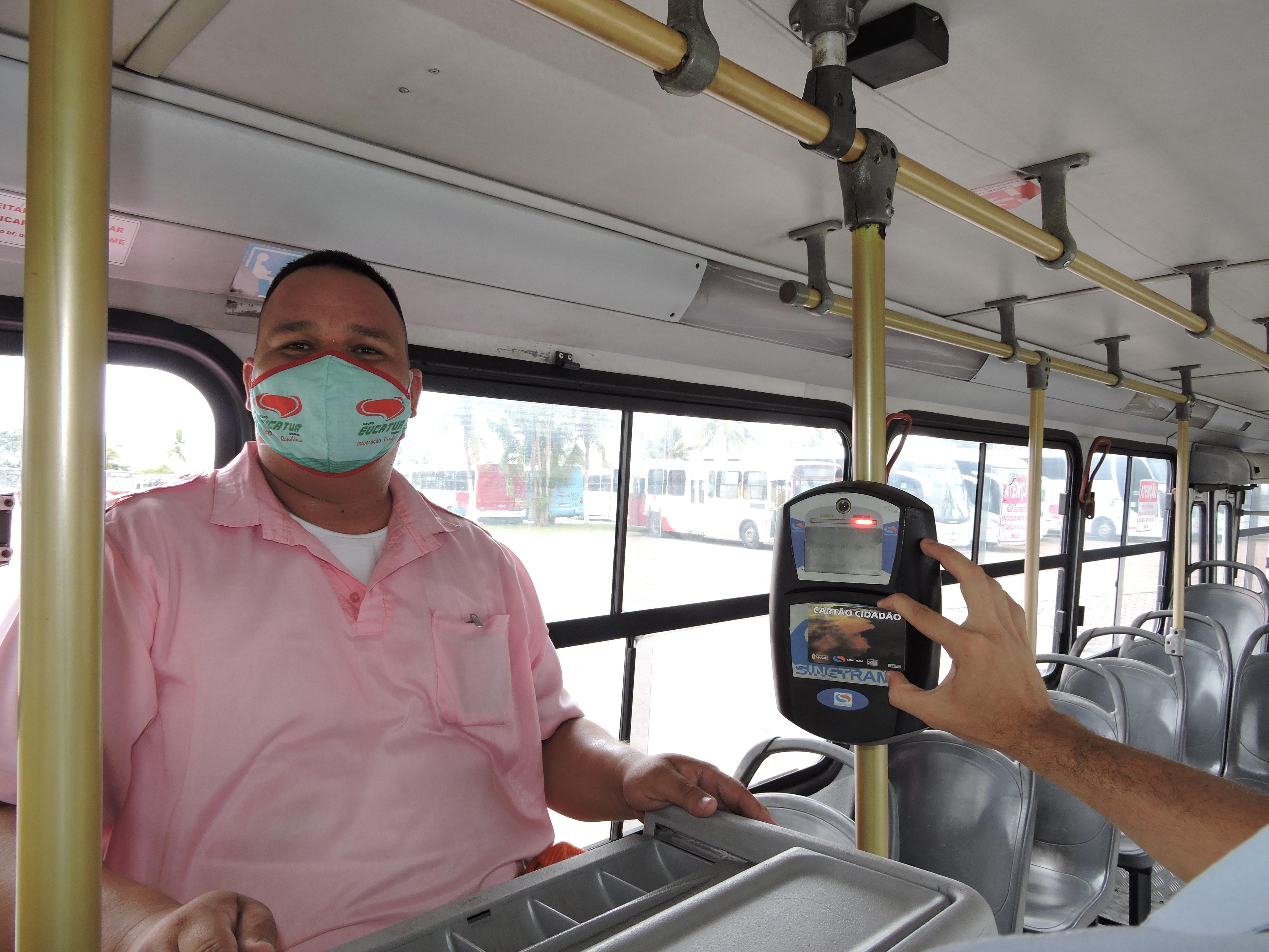 Isenção de taxa da segunda via do cartão Passa Fácil é prorrogada até sexta-feira (8), em Manaus
