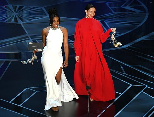 Tiffany Haddish e Maya Rudolph (Foto: Getty Images)