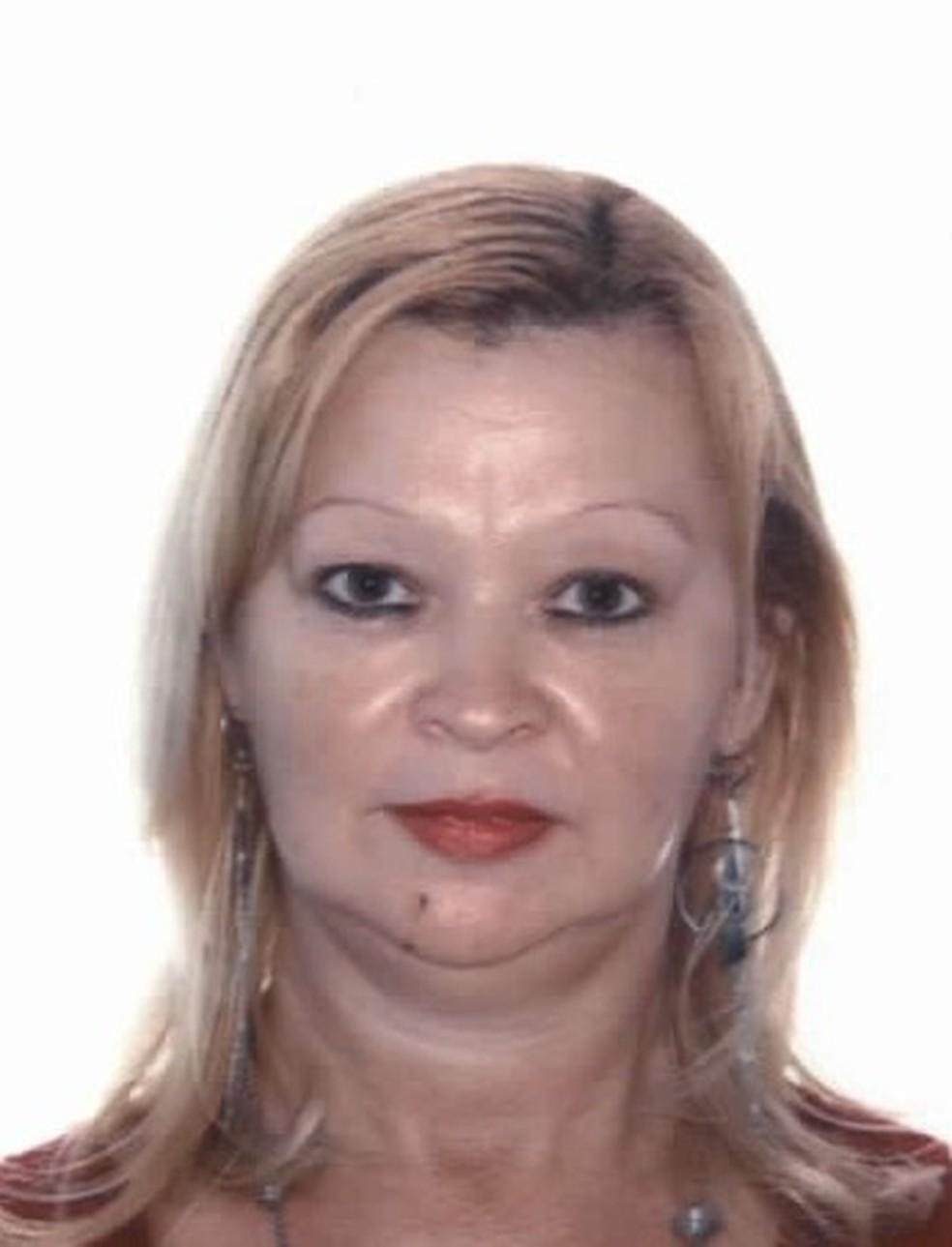 Célia Cardoso foi morta e esquartejada em fevereiro deste ano — Foto: Divulgação /PC-PI