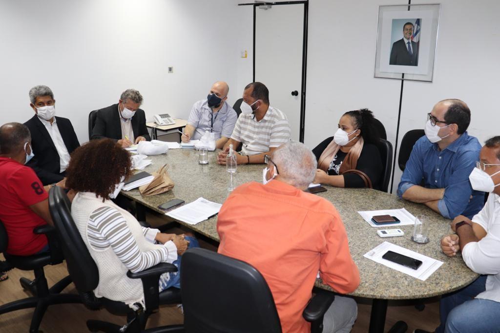 Reunião entre Governo da Bahia e APBL termina sem acordo por retomada das aulas semipresenciais na rede estadual