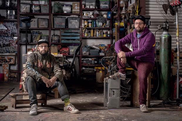 8 artistas que transformam a cidade em um grande acervo de arte urbana (Foto: Deco Cury)