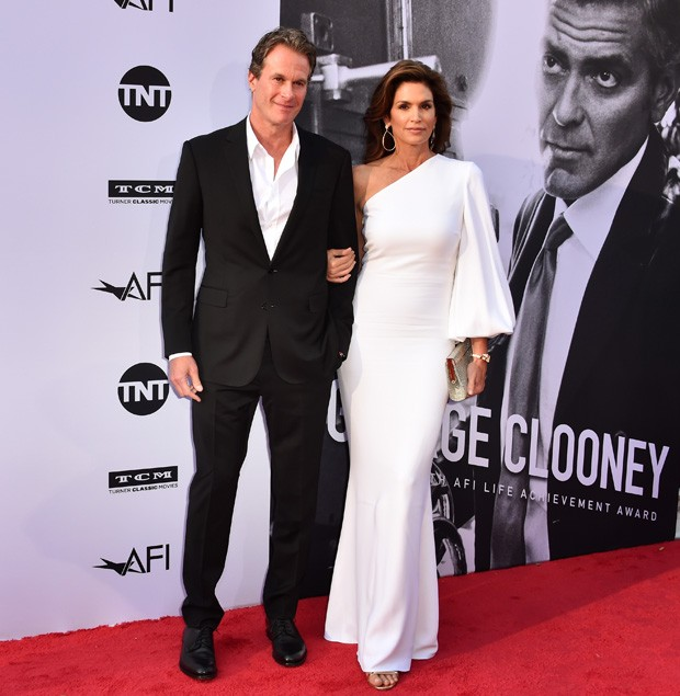 CIndy Crawford e Rande Gerber (Foto: Getty Images)
