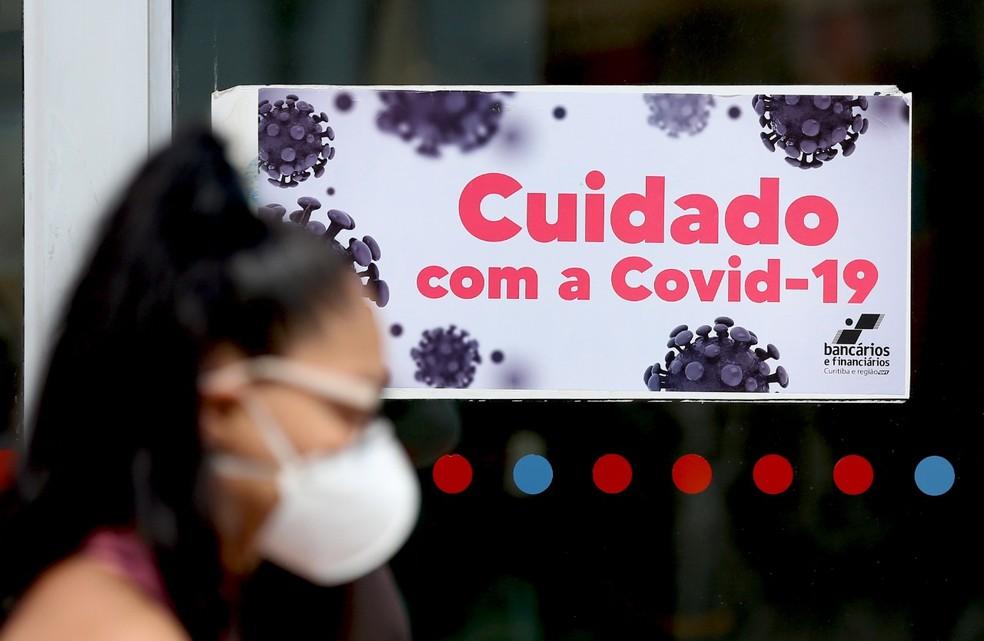 Mais de 37,9 mil pessoas morreram vítimas da Covid-19 no Paraná — Foto: Giuliano Gomes