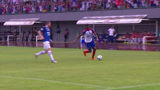 Melhores momentos: Bahia 0 x 0 Cruzeiro pela 38ª rodada do Campeonato Brasileiro