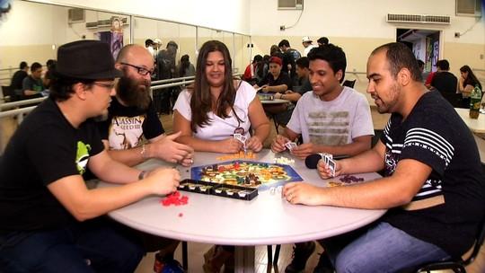 'Plugue' invadiu o mundo nerd e mostrou a paixão pelos board games