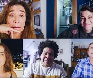 Cena da temporada atual do 'Zorra' | TV Globo