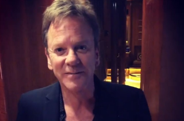 Kiefer Sutherland (Foto: Reprodução)
