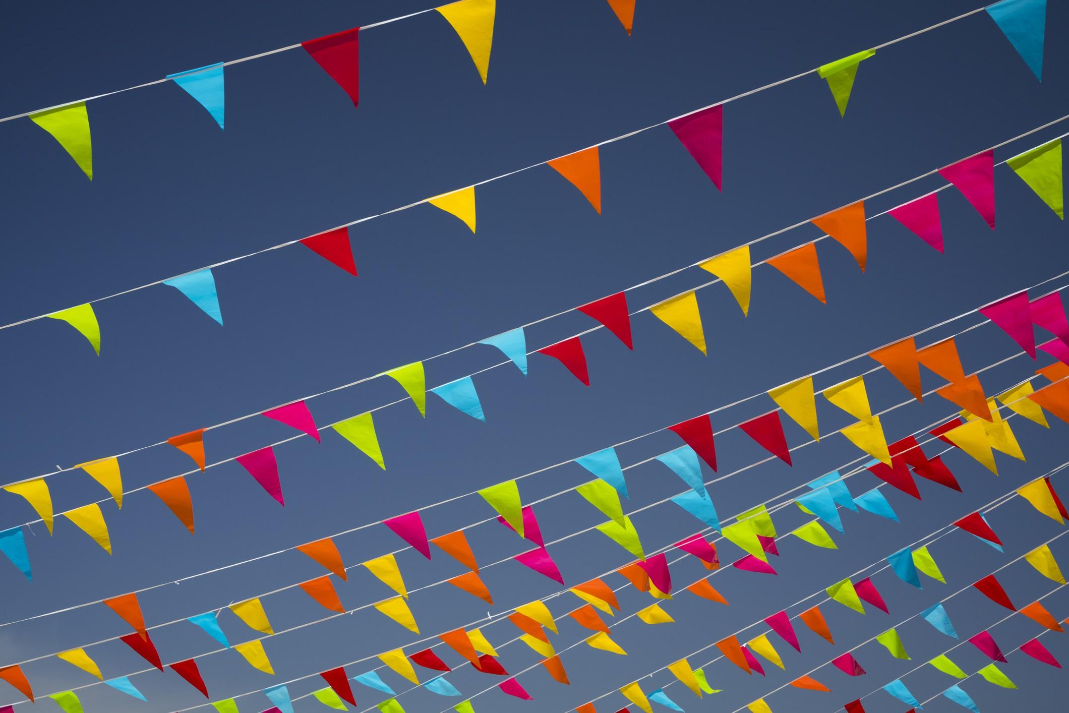 Selecionamos itens para te ajudar a organizar uma festa junina em casa (Foto: Getty Images)
