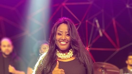 Vanessa Jackson, vencedora do 'Fama', revela que filhos estão seguindo seus passos: 'Eles têm veia musical'