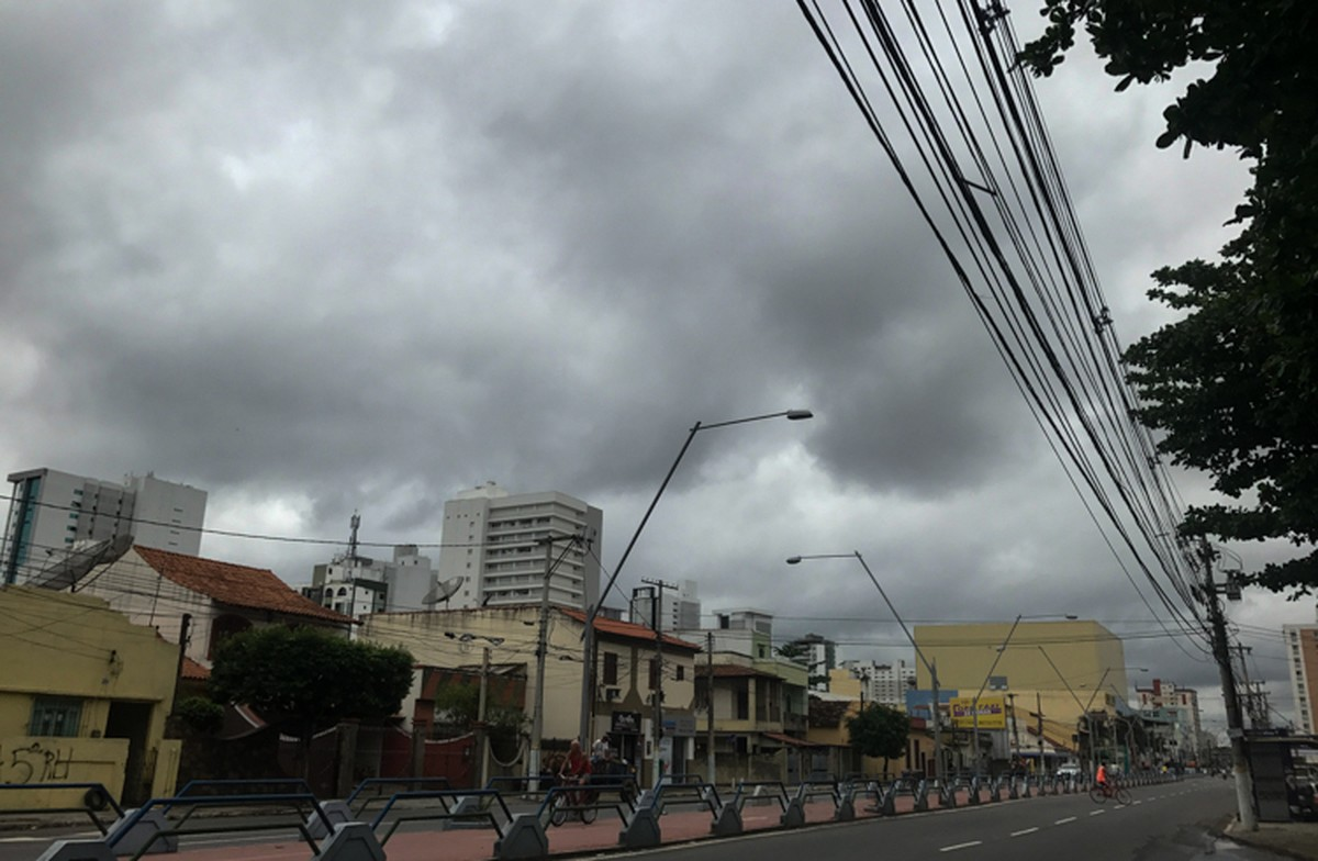 Campos, RJ, tem previsão de chuva intensa até sexta-feira