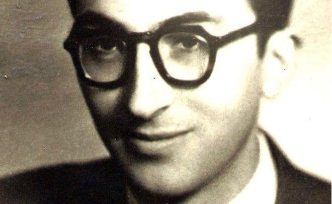 Henri Le Masne desapareceu após esquiar durante uma tempestade perto de Matterhorn, em 1954 (Foto: Getty Images via BBC)