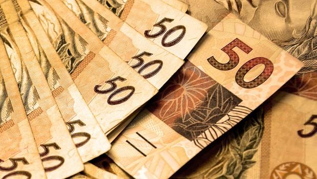 Dinheiro ; real ; moeda brasileira ; Banco Central ; PIB do Brasil ; inflação ; juros ;  (Foto: Shutterstock)