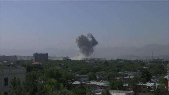 Pelo menos 40 pessoas morreram em explosão no Afeganistão