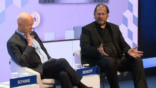 Debate sobre confiança na indústria 4.0 (Foto: Reprodução )