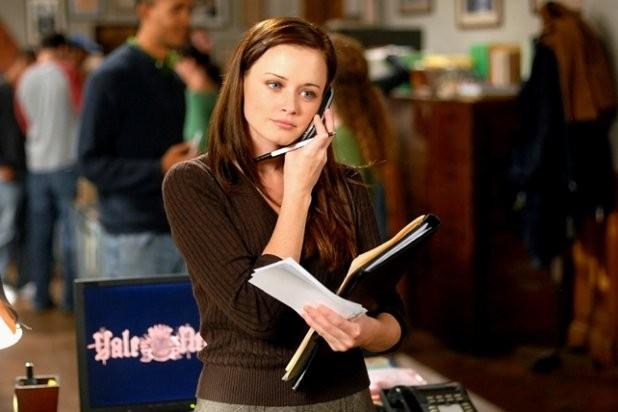 Cena da série Gilmore Girls (Foto: Reprodução)