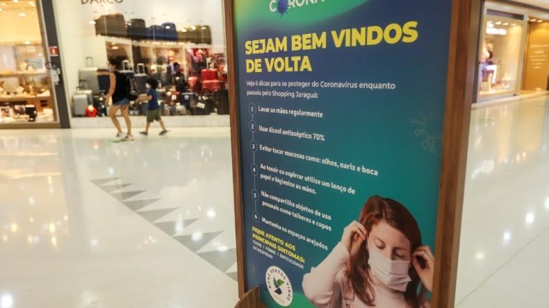 Shoppings de Araraquara, Rio Claro e São Carlos reabrem neste domingo