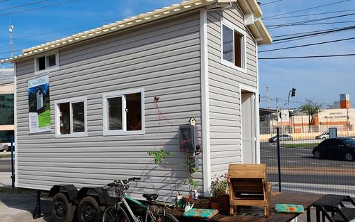Empresa brasileira fabrica mini casas de 16 m² por preço acessível