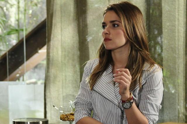 Monique Alfradique é Beatriz em 'Fina estampa' (Foto: Reprodução)