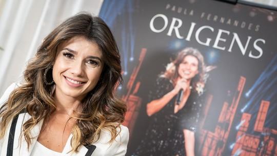 Paula Fernandes lança DVD Origens e fala de polêmica de 'Juntos'