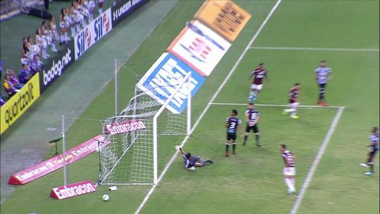 Veja em detalhes: 2º gol do Fla sai após 20 passes e 1min15s de posse
