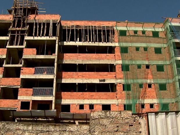 Empreendimento em Ribeirão Preto, SP (Foto: Claudio Oliveira/EPTV)