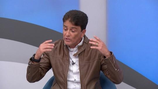 """Romário ganhou a Copa de 1994 sozinho? Bebeto se incomoda com afirmação: """"Não existe isso"""""""