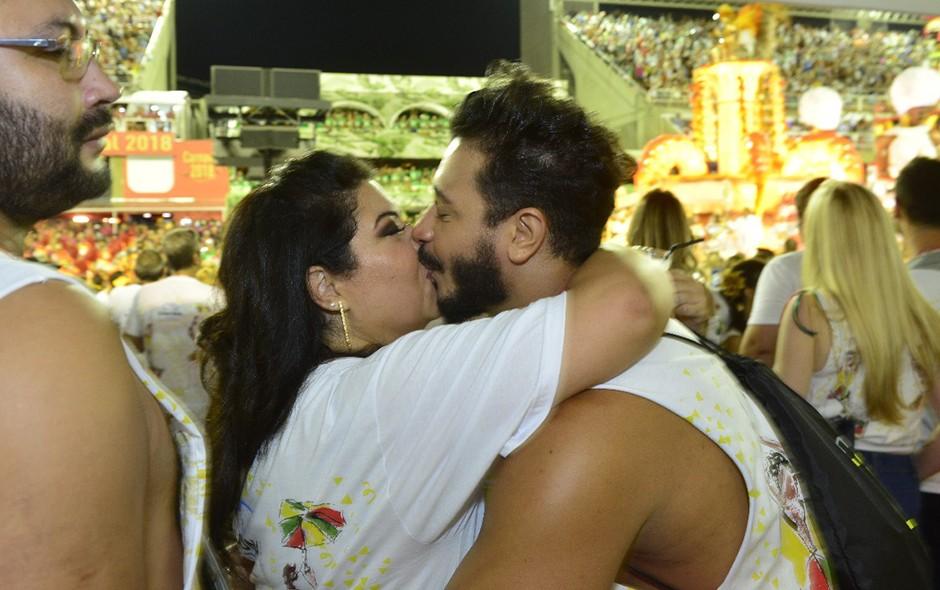 Fabiana Karla e Diogo Mello (Foto: Selmy Yassuda/QUEM)