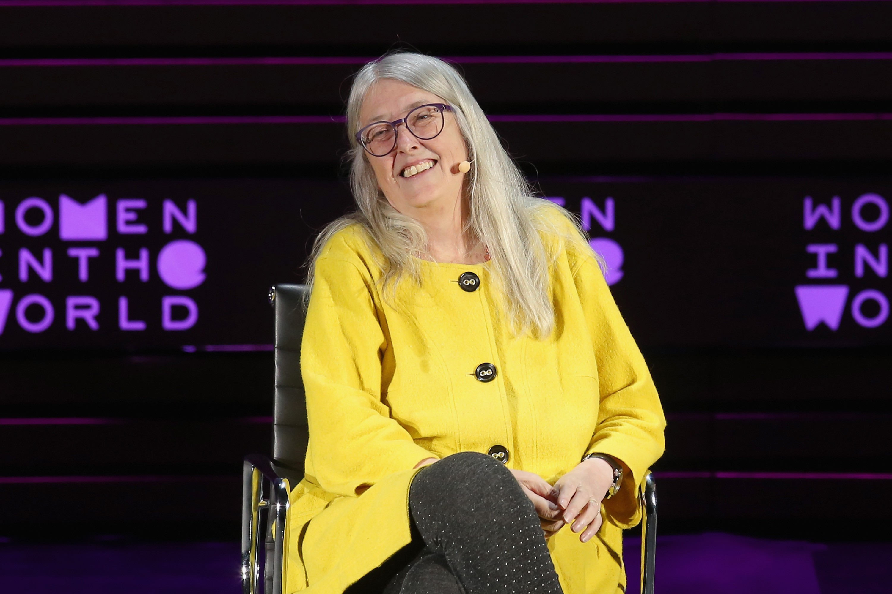 A escritora inglesa Mary Beard (Foto: Getty Images)