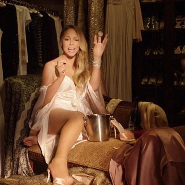 Mariah Carey (Foto: Instagram/Reprodução)