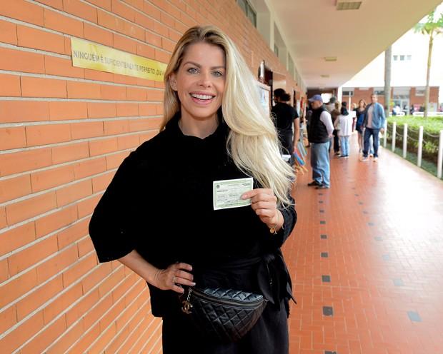 Karina Bacchi (Foto: Francisco Cepeda/AgNews)