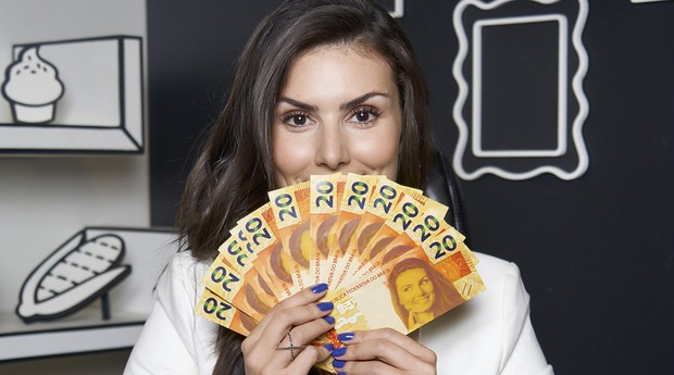 """Nathalia Arcuri diz que quer """"desfu... o Brasil"""" (Foto: Luciana Isuka)"""