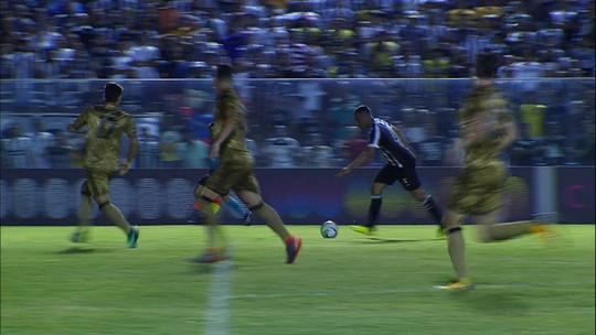 Brock e Arnaldo destacam o valor da vitória do Ceará para recuperar confiança