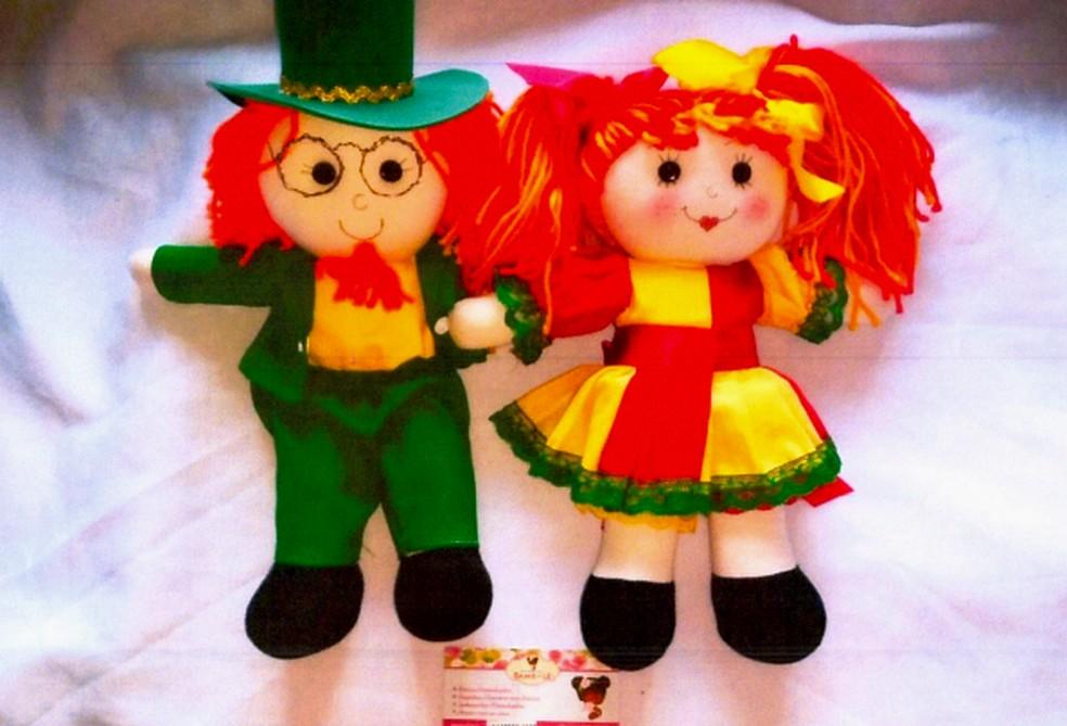 Festival resgata o charme dos brinquedos artesanais de antigamente — Foto: Divulgação/Agência Sebrae
