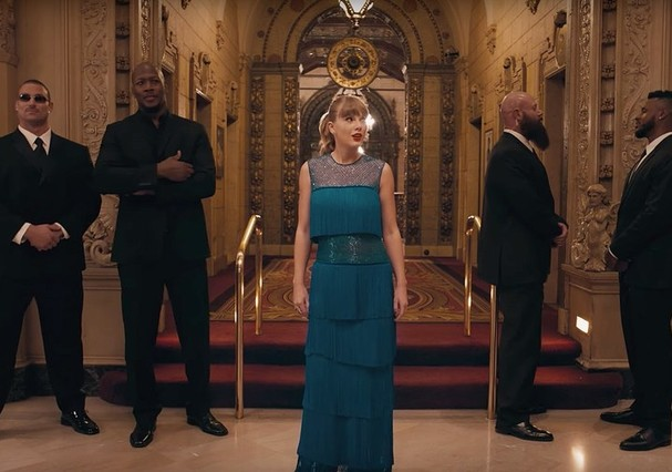 Taylor Swift (Foto: Reprodução)