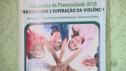 Campanha da Fraternidade 2018 tem superação da violência como tema