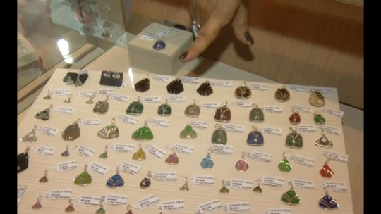 Espaço São José liberto produz joias inspiradas na nossa região