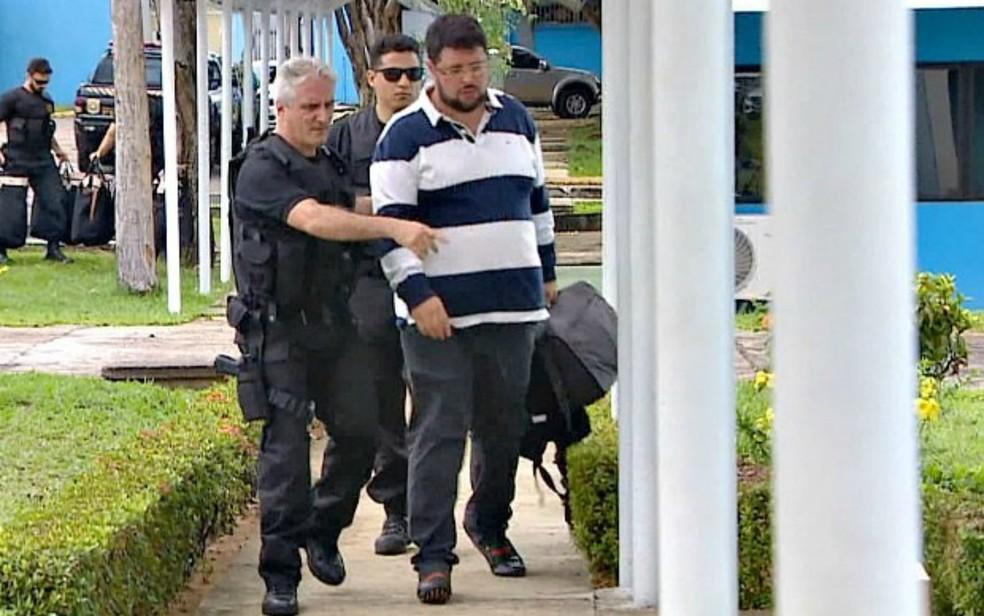 03 mustafa   kokoko - Governador cassado do AM é preso na 3ª fase da Maus Caminhos