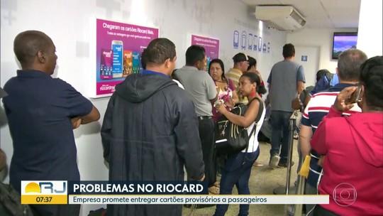 RioCard entrega passes provisórios na SuperVia depois de pane que travou cartões