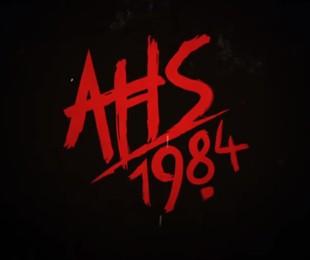 Logo da nova temporada de 'American horror story'   Reprodução