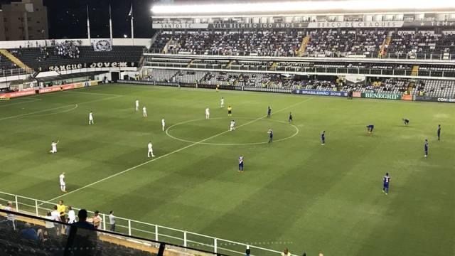 Santos x Paraná
