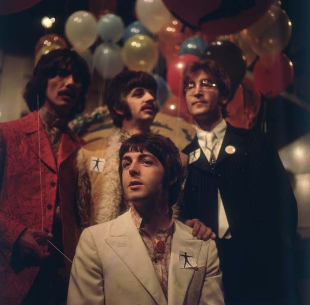 The Beatles (Foto: Getty Images)
