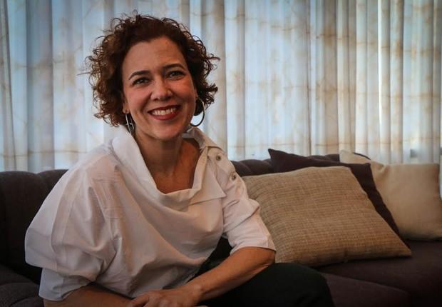 Márcia Nejaim, diretora de negócios da Apex-Brasil (Foto: Rodrigo Buldrini)