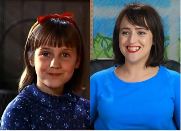 Mara Wilson foi protagonista de Matilda (Foto: Instagram/Reprodução)