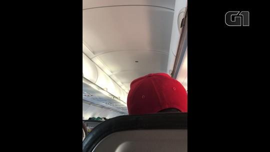 Avião da Latam arremete na Bahia
