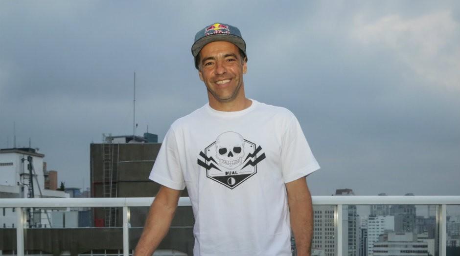 Sandro Dias, super campeão do skate e multiempreendedor (Foto: Divulgação/@instilskater1234)