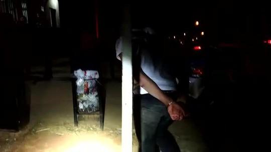 Motorista do DF foge da PM, é perseguido por 20 km e preso após bater em moto