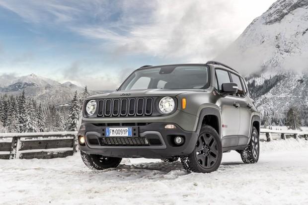 Jeep Renegade europeu (Foto: Divulgação)